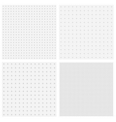 Dots pattern backgrounds vector
