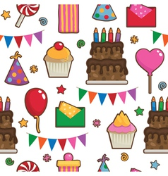 Party pattern vector