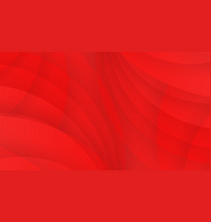 abstract background of redcolor curved lines vector image vector image
