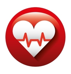 Heart health vector