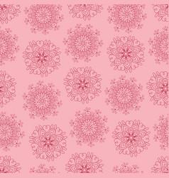 folk pattern-04 vector image