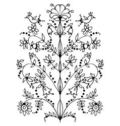 Ukraine ornament vector image vector image