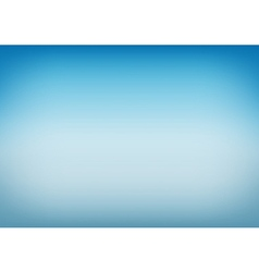 Blue water gradient background vector