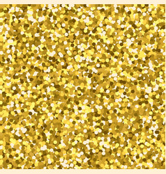 Beautiful festive seamless gold texture vector