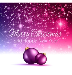 2014 christmas colorful background with a vector