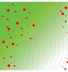 digital print vector image vector image
