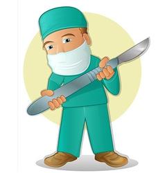 Medical Cartoon vector image