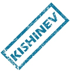 Kishinev rubber stamp vector