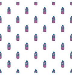Spray deodorant pattern seamless vector
