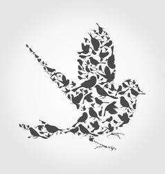 Birds6 vector image