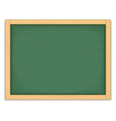Chalkboard vector image