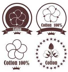 Cotton vector