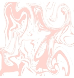 Marble ink painted monochrome pastel background vector