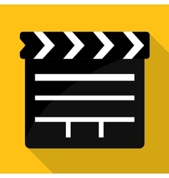 Film and cinema icons vector