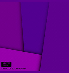 purple background banner design vector image