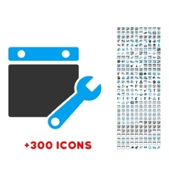 Syllabus tuning icon vector