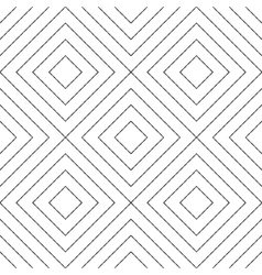 Abstract seamless background of lines or stripes vector image