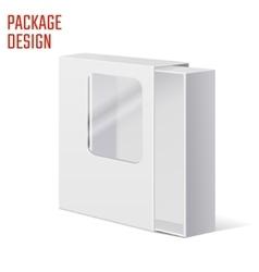 Gift Carton Box vector image