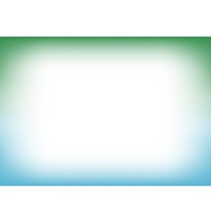 Emerald water copyspace background vector
