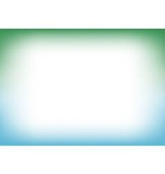 Emerald water copyspace background vector
