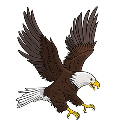 Eagle 005 vector image