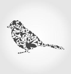 Birds9 vector image vector image