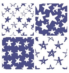 Independence day usa background vector