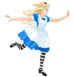 Running alice vector