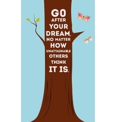 Tree with quote vector