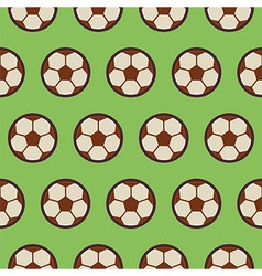 Flat Seamless Sport and Recreation Pattern vector image vector image