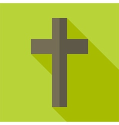 Religious Christian sign vector image