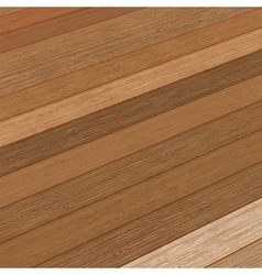 Wooden planks interior with Illuminated EPS8 vector image