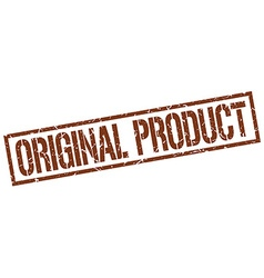 Original product stamp vector
