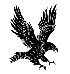 Eagle 006 vector image