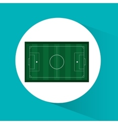 League of soccer sport design vector image vector image