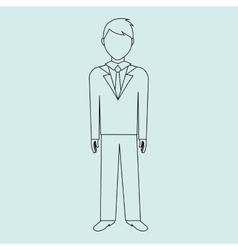 Person avatar design vector