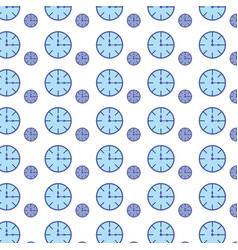 Clock time wallpaper vector