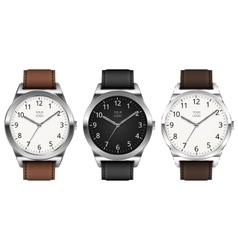 Classic watch vector