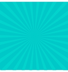 Sunburst with ray of light template blue vector