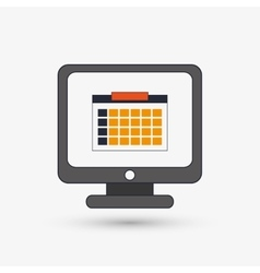 Digital Marketing design Internet concept vector image