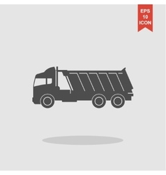 Truck icon concept for design vector