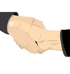 Pro handshake vector
