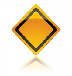 warning sign icons vector image vector image