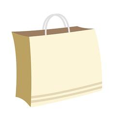 Icon bag vector