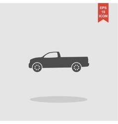pickup Icon concept for vector image vector image