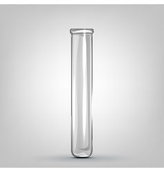test-tube vector image