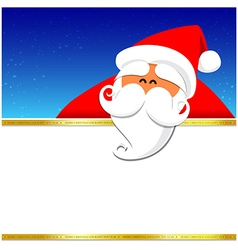 024 merry christmas santa and night background 004 vector