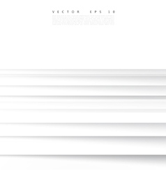 White background abstract lines vector