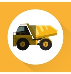 Icon of under construction  editable graphic vector