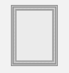 modern decorative frame vector image